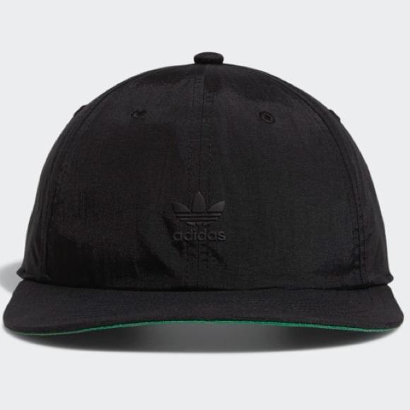 4339a03ad74 adidas Originals Relaxed repeat flatbrim hat